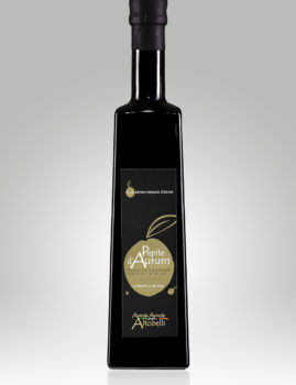Pepite d'Aurum – monocultivar collection n°1 Carboncella